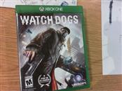 MICROSOFT Game X BOX ONE WATCH DOGS